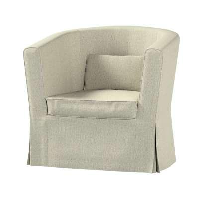 Pokrowiec na fotel Ektorp Tullsta w kolekcji Living, tkanina: 161-62