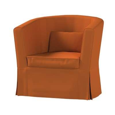 Pokrowiec na fotel Ektorp Tullsta w kolekcji Cotton Panama, tkanina: 702-42