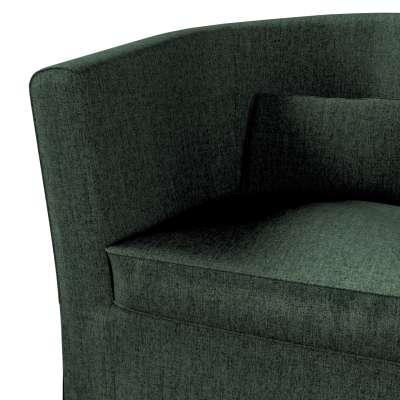 Pokrowiec na fotel Ektorp Tullsta w kolekcji City, tkanina: 704-81