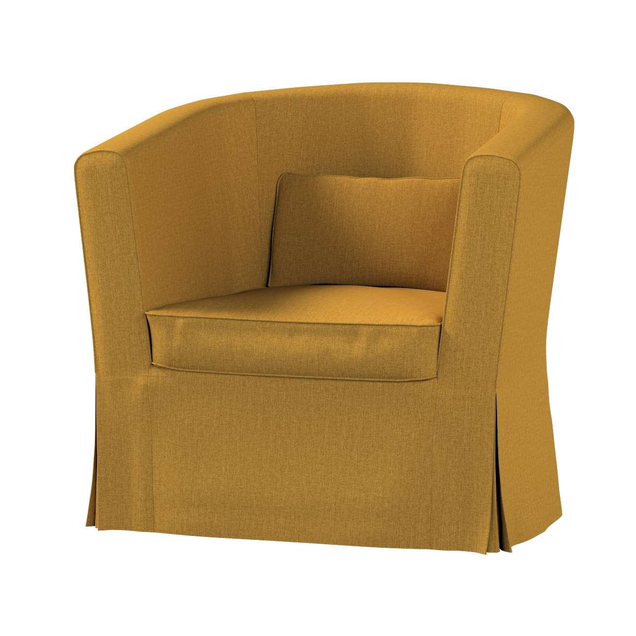 Pokrowiec na fotel Ektorp Tullsta w kolekcji City, tkanina: 704-82