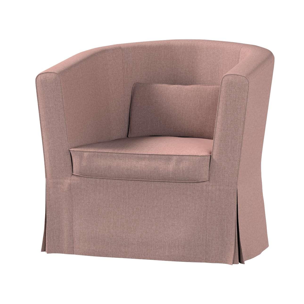 Pokrowiec na fotel Ektorp Tullsta w kolekcji City, tkanina: 704-83