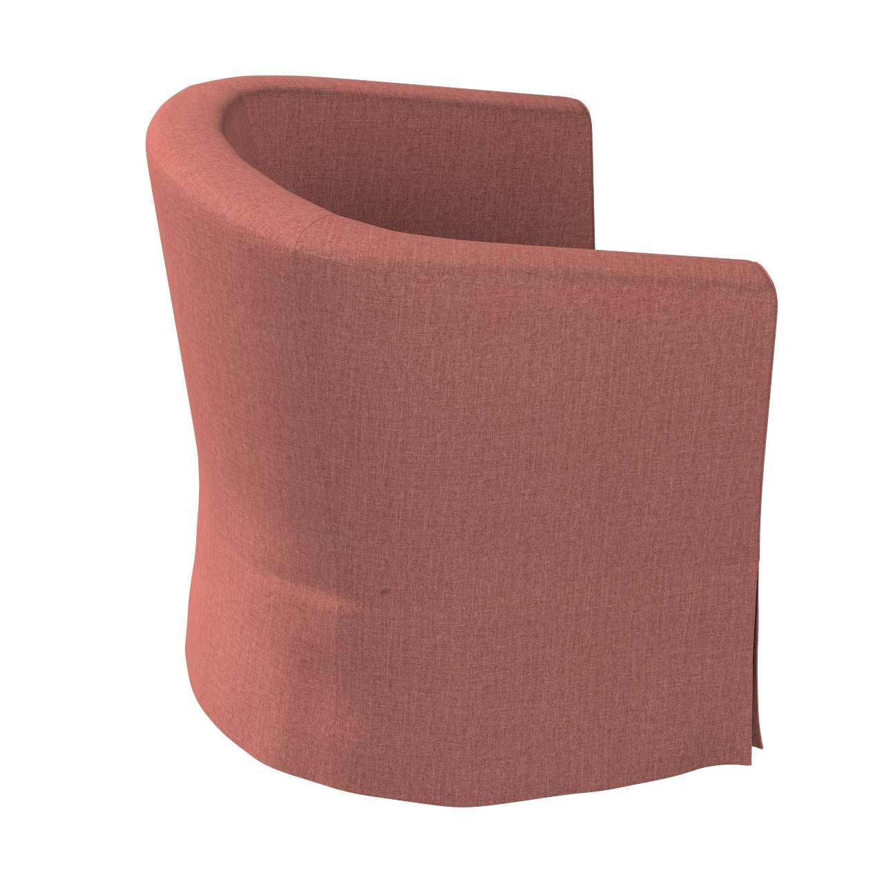 Pokrowiec na fotel Ektorp Tullsta w kolekcji City, tkanina: 704-84