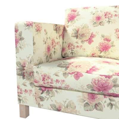 Karlanda klädsel <br>3-sits soffa - kort klädsel i kollektionen Londres, Tyg: 141-07