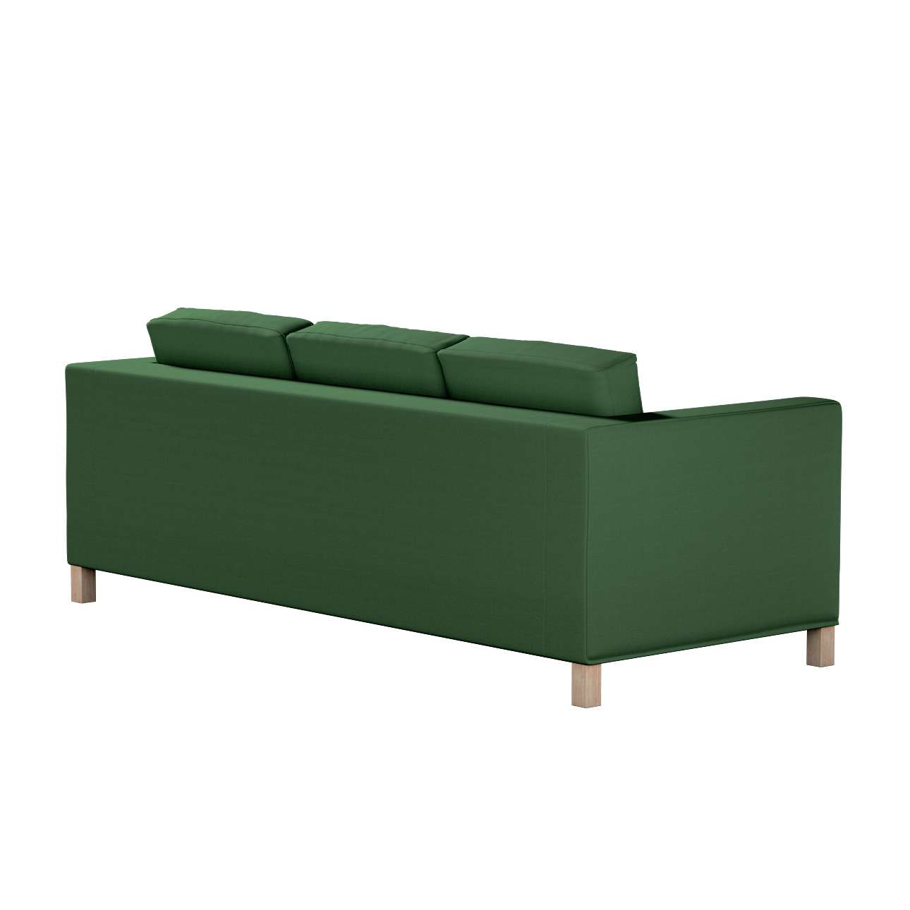 Potah na pohovku IKEA  Karlanda 3-místná nerozkládací, krátký v kolekci Cotton Panama, látka: 702-06