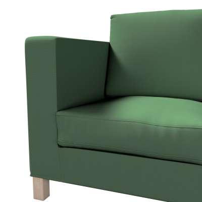 Karlanda 3-Sitzer Sofabezug nicht ausklappbar kurz von der Kollektion Cotton Panama, Stoff: 702-06