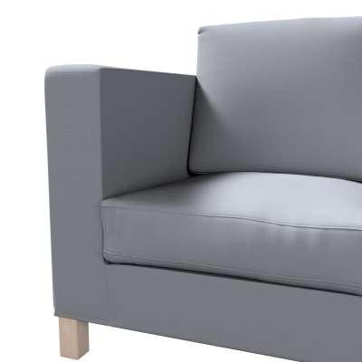 Karlanda 3-üléses  kanapé huzat nem kinyitható rövid a kollekcióból Cotton Panama Bútorszövet, Dekoranyag: 702-07