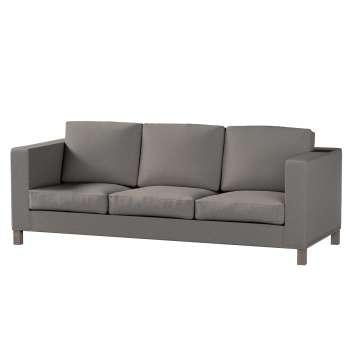 Pokrowiec na sofę Karlanda 3-osobową nierozkładaną, krótki Sofa Karlanda 3-os w kolekcji Edinburgh, tkanina: 115-77