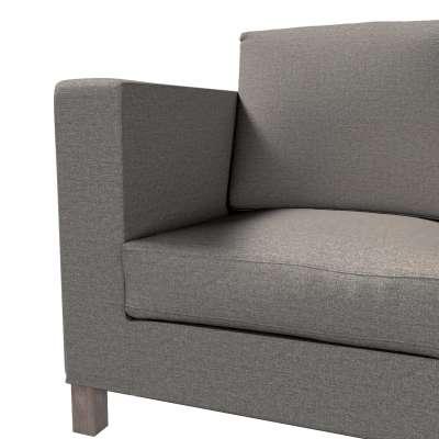 Potah na pohovku IKEA  Karlanda 3-místná nerozkládací, krátký v kolekci Edinburgh, látka: 115-77