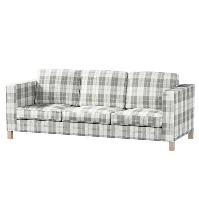 Karlanda 3-üléses  kanapé huzat nem kinyitható rövid
