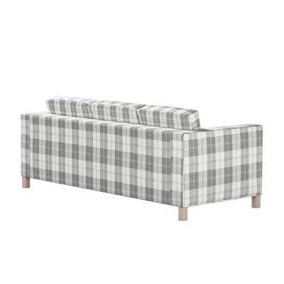 Bezug für Karlanda 3-Sitzer Sofa nicht ausklappbar, kurz von der Kollektion Edinburgh , Stoff: 115-79