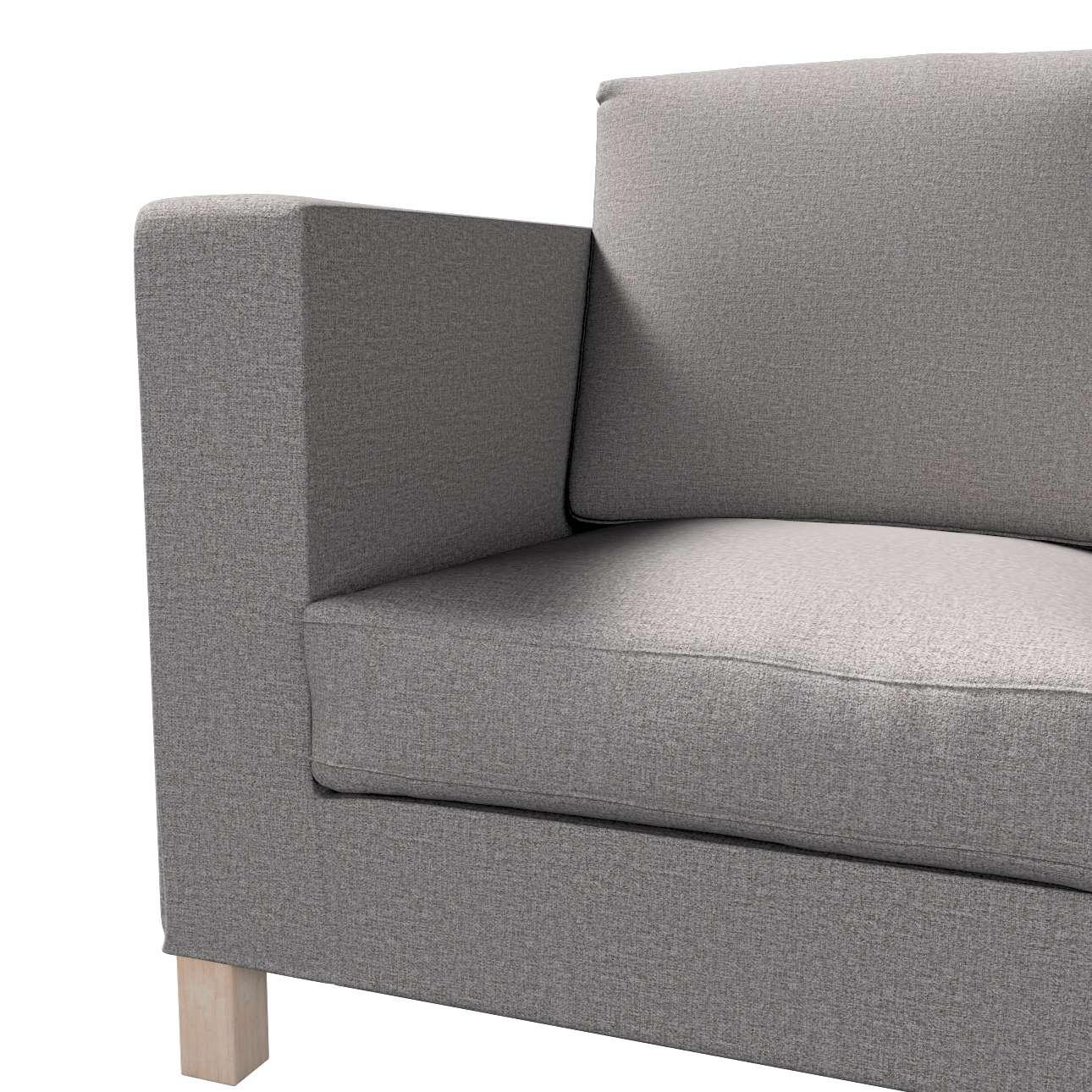 Bezug für Karlanda 3-Sitzer Sofa nicht ausklappbar, kurz von der Kollektion Edinburgh , Stoff: 115-81