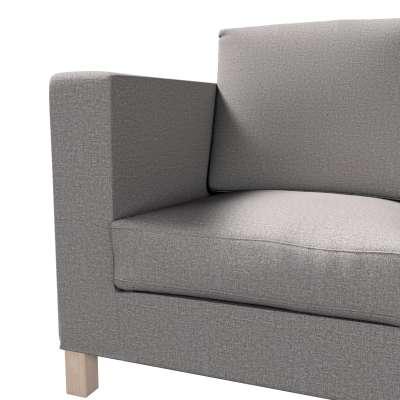 Pokrowiec na sofę Karlanda 3-osobową nierozkładaną, krótki w kolekcji Edinburgh, tkanina: 115-81