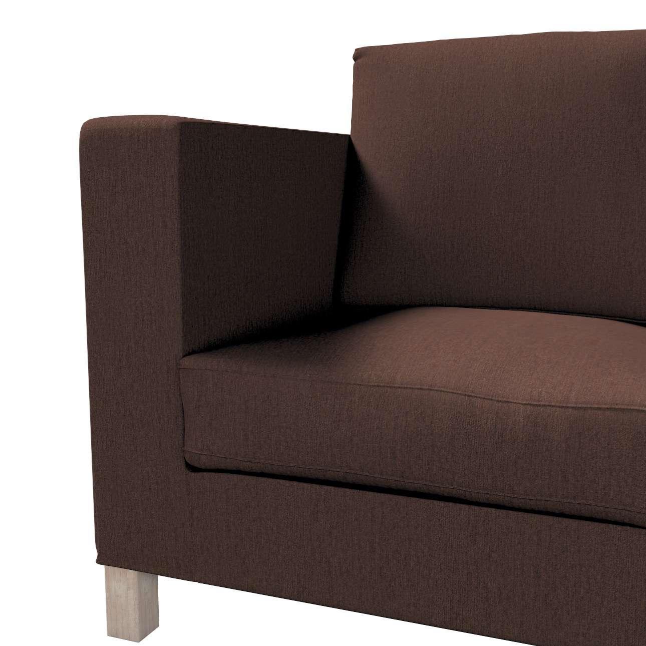 Karlanda 3-üléses  kanapé huzat nem kinyitható rövid a kollekcióból CHENILLE Bútorszövet, Dekoranyag: 702-18