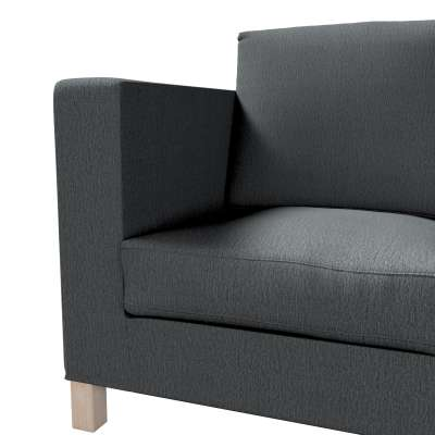 Karlanda klädsel <br>3-sits soffa - kort klädsel i kollektionen Chenille, Tyg: 702-20