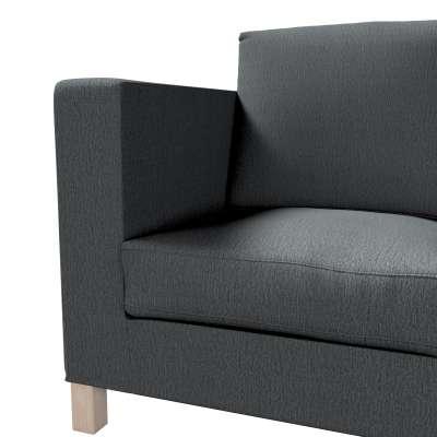 Pokrowiec na sofę Karlanda 3-osobową nierozkładaną, krótki w kolekcji Chenille, tkanina: 702-20