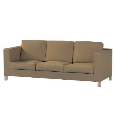 Bezug für Karlanda 3-Sitzer Sofa nicht ausklappbar, kurz von der Kollektion Chenille , Stoff: 702-21