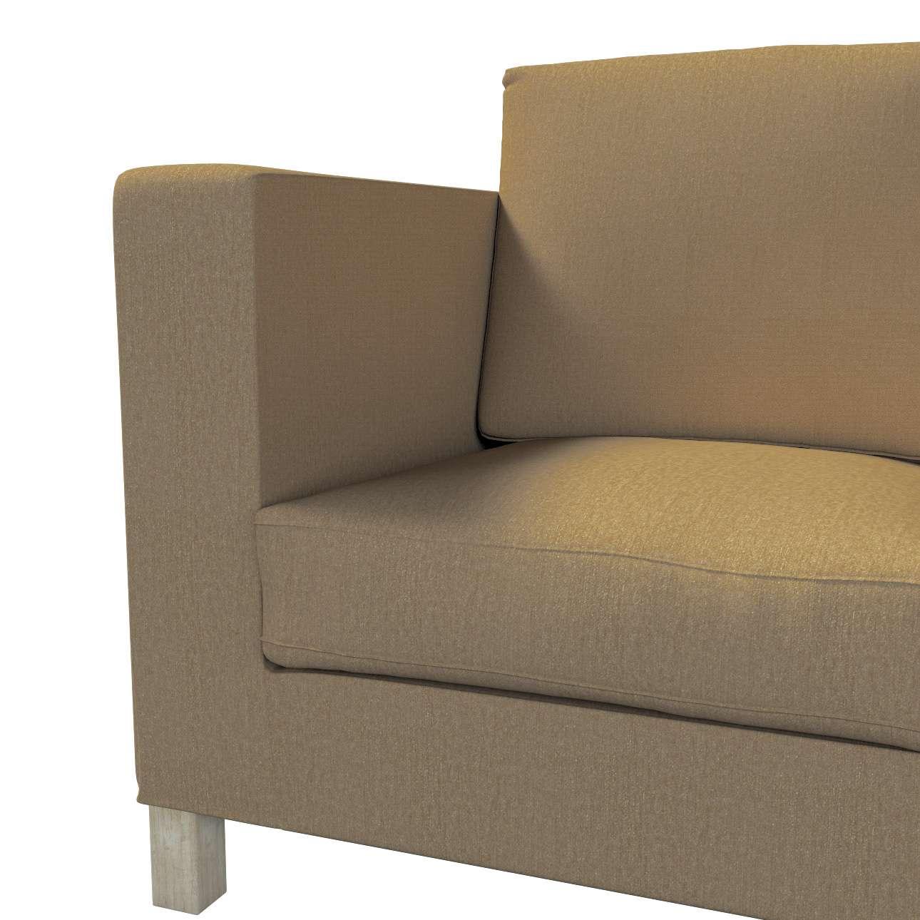 Potah na pohovku IKEA  Karlanda 3-místná nerozkládací, krátký v kolekci Chenille, látka: 702-21