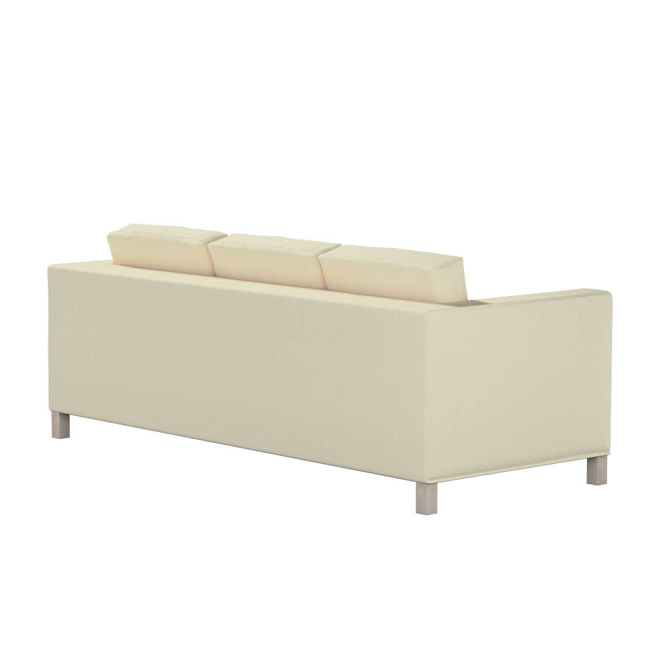IKEA zitbankhoes/ overtrek voor Karlanda 3-zitsbank, kort van de collectie Chenille, Stof: 702-22