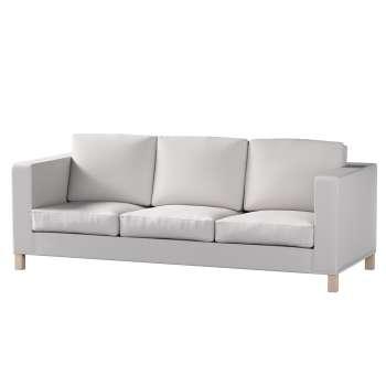 Potah na pohovku IKEA  Karlanda 3-místná nerozkládací, krátký pohovka Karlanda 3-os v kolekci Chenille , látka: 702-23