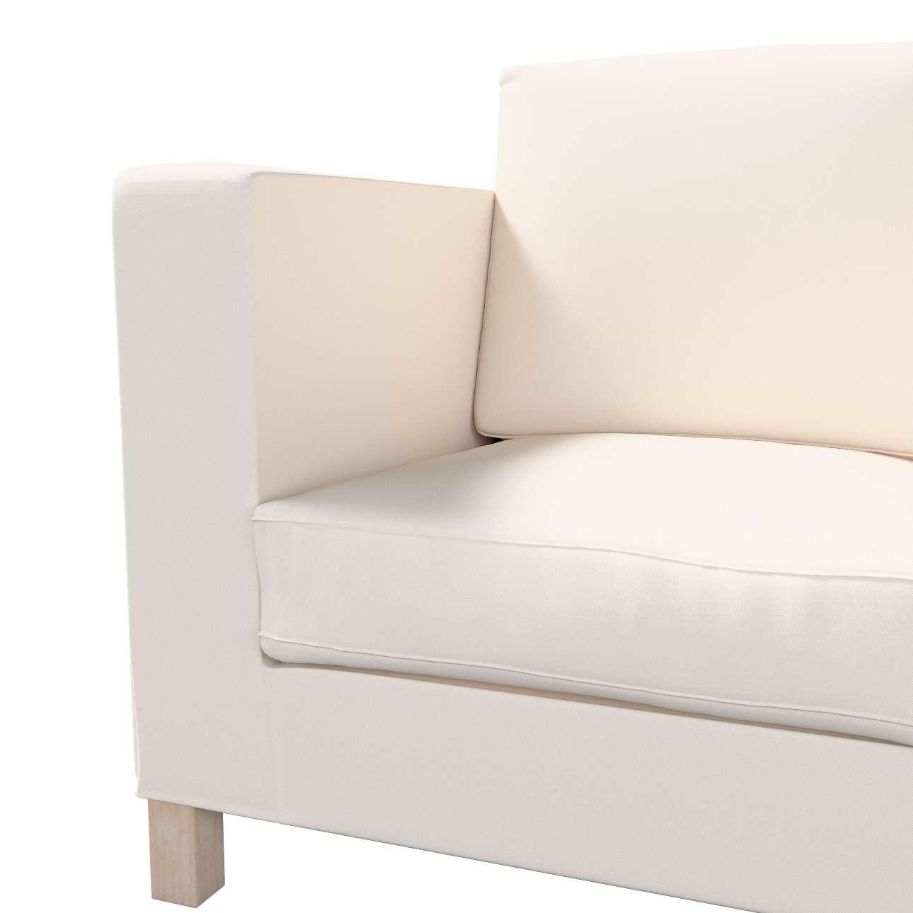 Potah na pohovku IKEA  Karlanda 3-místná nerozkládací, krátký v kolekci Etna, látka: 705-01
