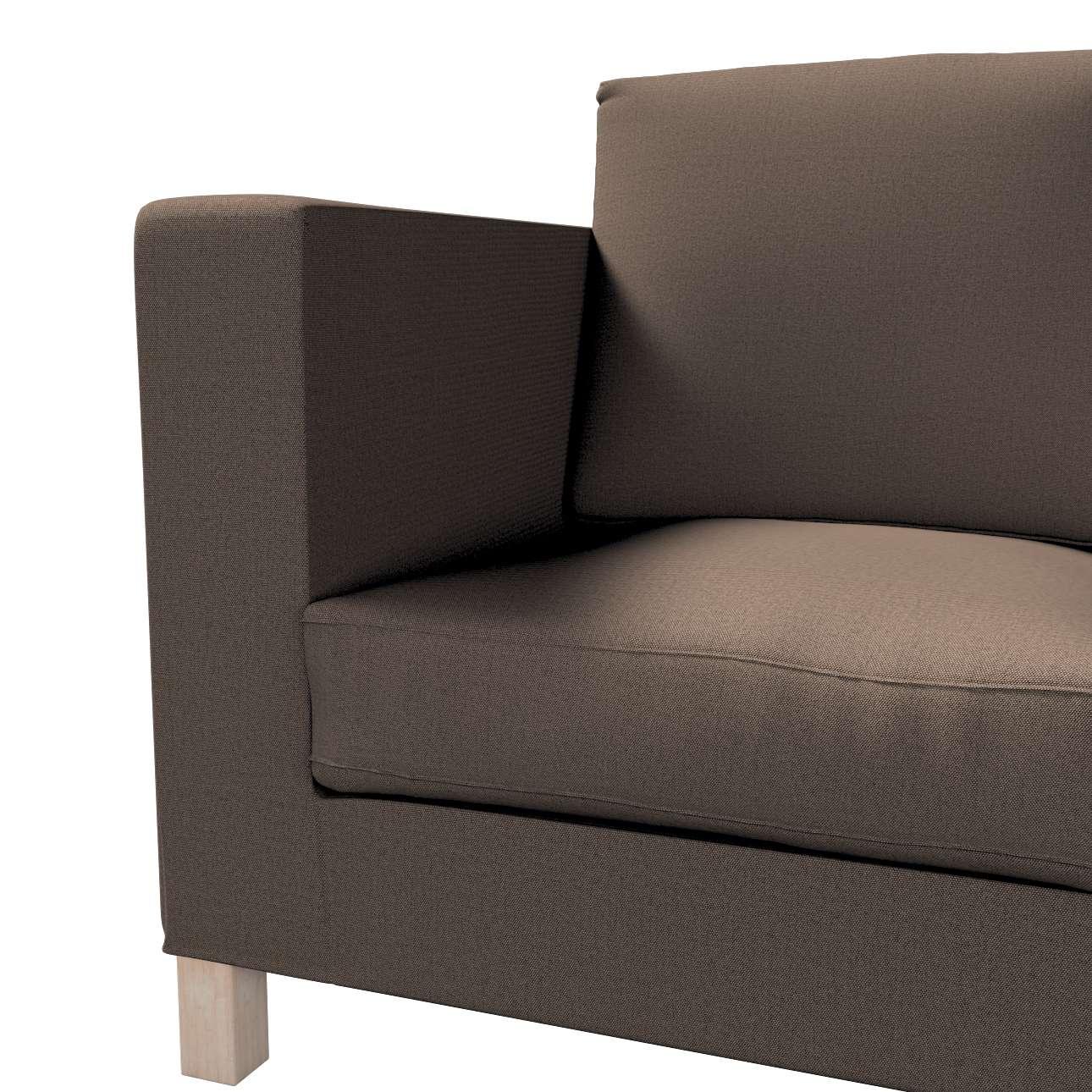 Karlanda 3-üléses  kanapé huzat nem kinyitható rövid a kollekcióból Etna Bútorszövet, Dekoranyag: 705-08
