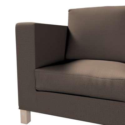 Karlanda klädsel <br>3-sits soffa - kort klädsel i kollektionen Etna, Tyg: 705-08