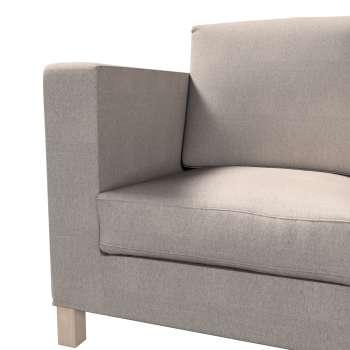 Karlanda 3-Sitzer Sofabezug nicht ausklappbar kurz von der Kollektion Etna, Stoff: 705-09