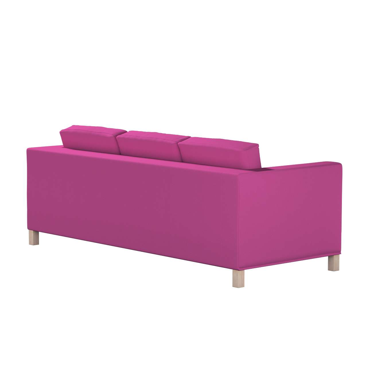 Potah na pohovku IKEA  Karlanda 3-místná nerozkládací, krátký v kolekci Etna, látka: 705-23