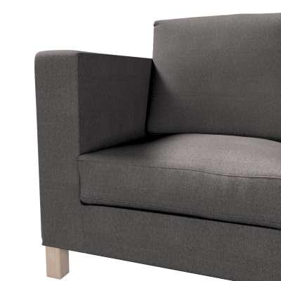 Pokrowiec na sofę Karlanda 3-osobową nierozkładaną, krótki w kolekcji Etna, tkanina: 705-35