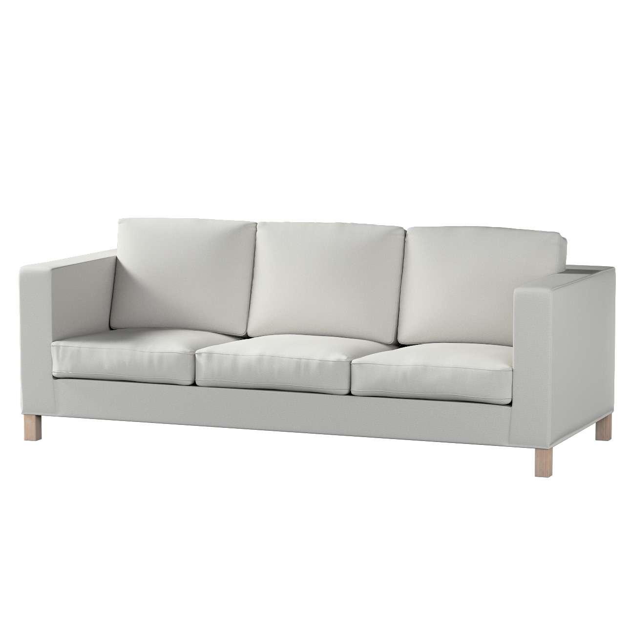Pokrowiec na sofę Karlanda 3-osobową nierozkładaną, krótki Sofa Karlanda 3-os w kolekcji Etna , tkanina: 705-90