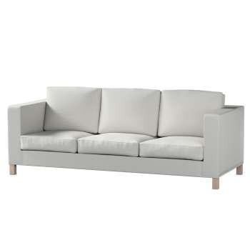 Potah na pohovku IKEA  Karlanda 3-místná nerozkládací, krátký pohovka Karlanda 3-os v kolekci Etna, látka: 705-90