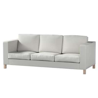 Bezug für Karlanda 3-Sitzer Sofa nicht ausklappbar, kurz von der Kollektion Etna, Stoff: 705-90