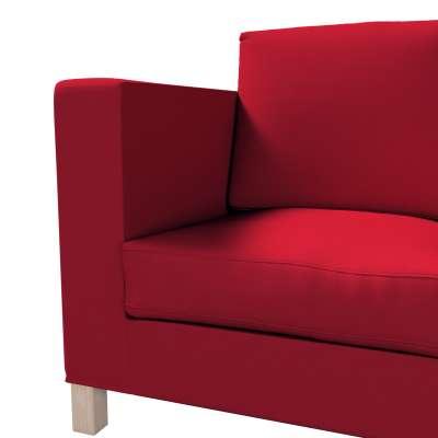 Karlanda klädsel <br>3-sits soffa - kort klädsel i kollektionen Etna, Tyg: 705-60