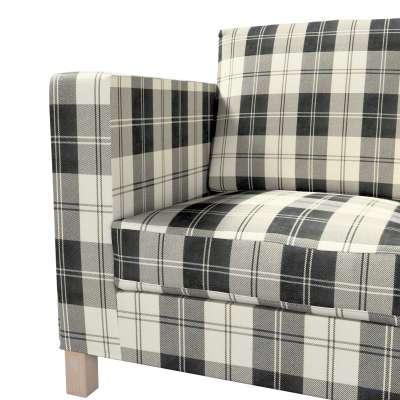 Potah na pohovku IKEA  Karlanda 3-místná nerozkládací, krátký v kolekci Edinburgh, látka: 115-74