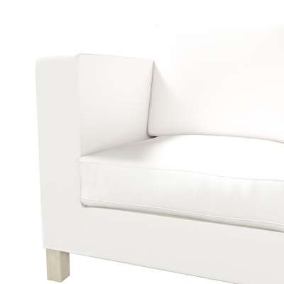 Karlanda 3-üléses  kanapé huzat nem kinyitható rövid a kollekcióból Cotton Panama Bútorszövet, Dekoranyag: 702-34