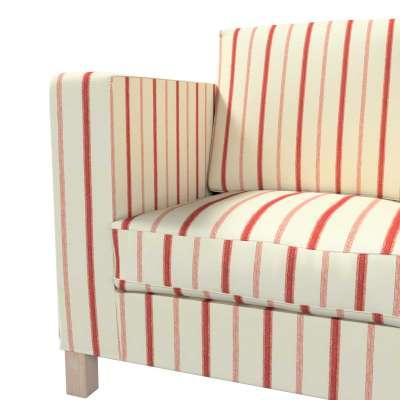 Karlanda klädsel <br>3-sits soffa - kort klädsel i kollektionen Avinon, Tyg: 129-15
