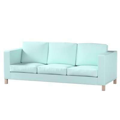IKEA zitbankhoes/ overtrek voor Karlanda 3-zitsbank, kort van de collectie Cotton Panama, Stof: 702-10