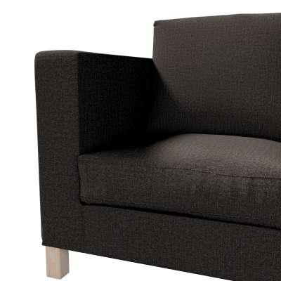 Karlanda klädsel <br>3-sits soffa - kort klädsel i kollektionen Etna, Tyg: 702-36
