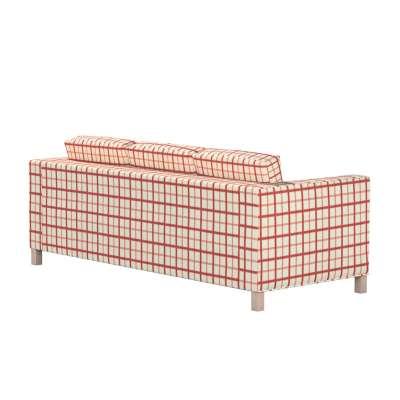 Karlanda klädsel <br>3-sits soffa - kort klädsel