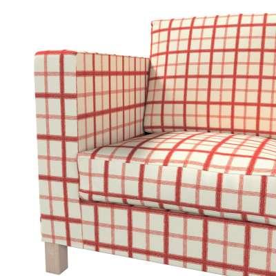 Bezug für Karlanda 3-Sitzer Sofa nicht ausklappbar, kurz von der Kollektion Avinon, Stoff: 131-15