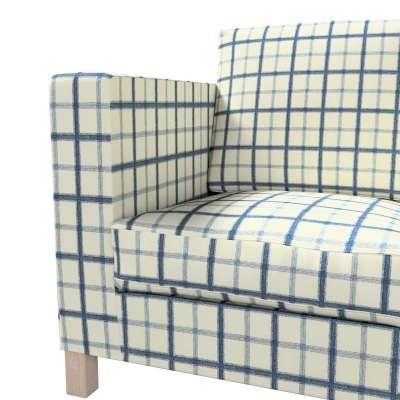 Karlanda klädsel <br>3-sits soffa - kort klädsel i kollektionen Avinon, Tyg: 131-66