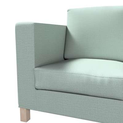Pokrowiec na sofę Karlanda 3-osobową nierozkładaną, krótki w kolekcji Living II, tkanina: 160-86