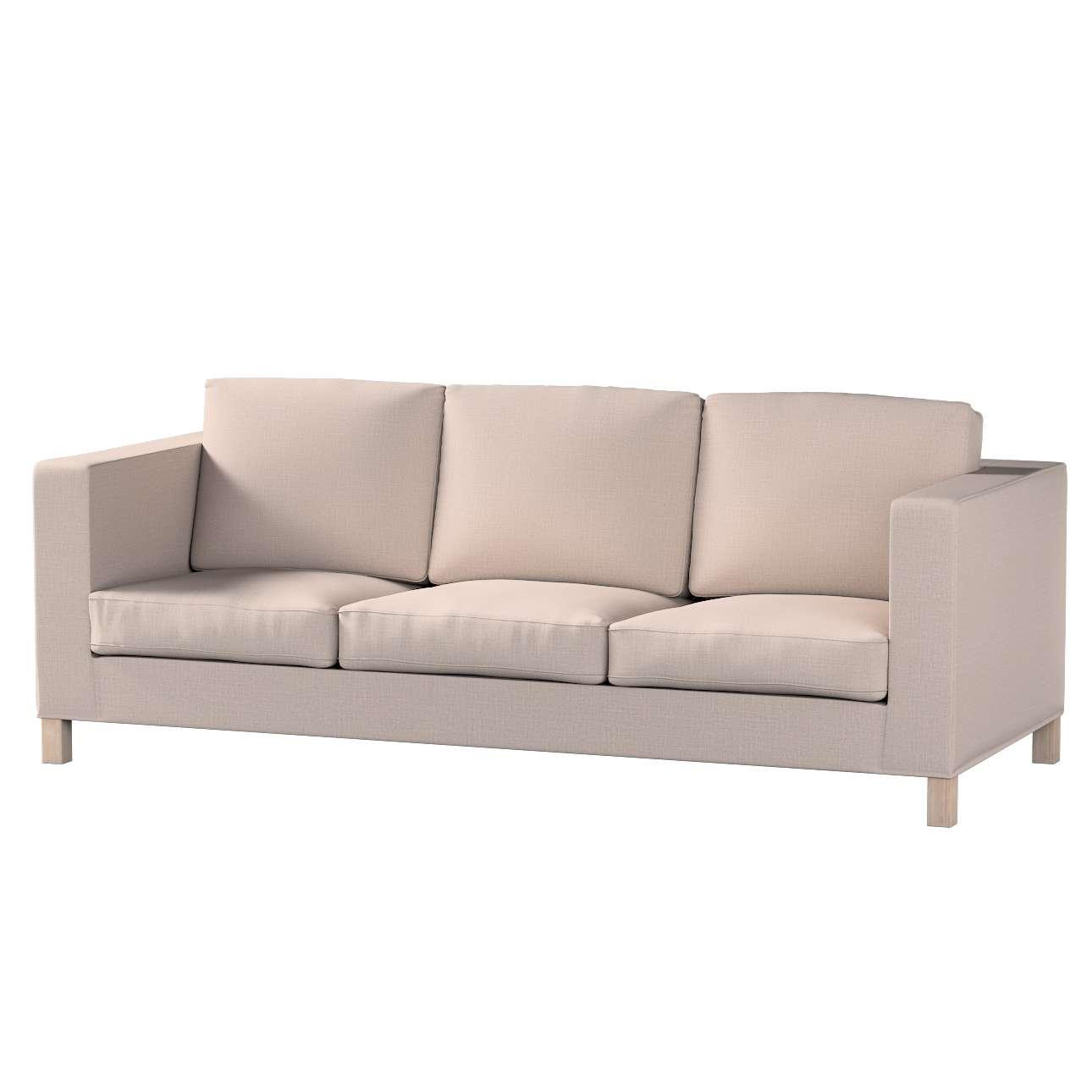 Potah na pohovku IKEA  Karlanda 3-místná nerozkládací, krátký v kolekci Living II, látka: 160-85