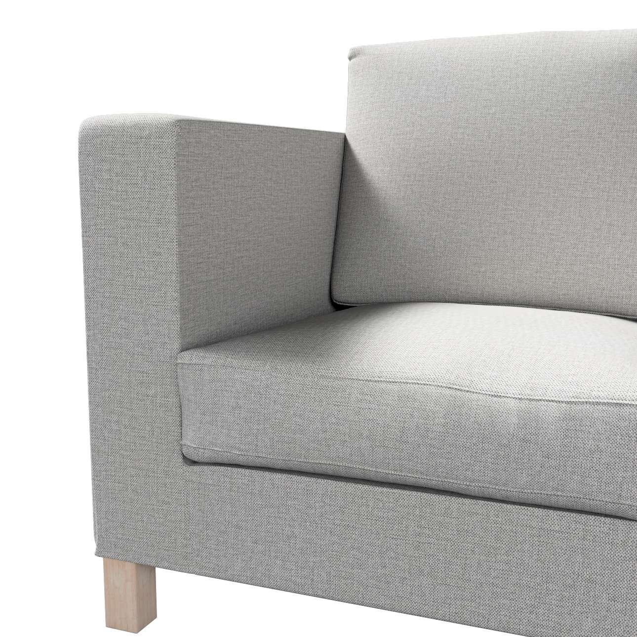 Potah na pohovku IKEA  Karlanda 3-místná nerozkládací, krátký v kolekci Living II, látka: 160-89