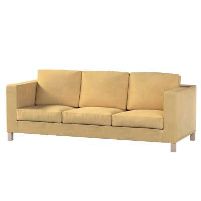Bezug für Karlanda 3-Sitzer Sofa nicht ausklappbar, kurz von der Kollektion Living II, Stoff: 160-93