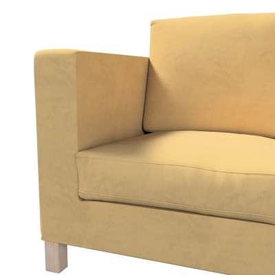 Potah na pohovku IKEA  Karlanda 3-místná nerozkládací, krátký v kolekci Living II, látka: 160-93