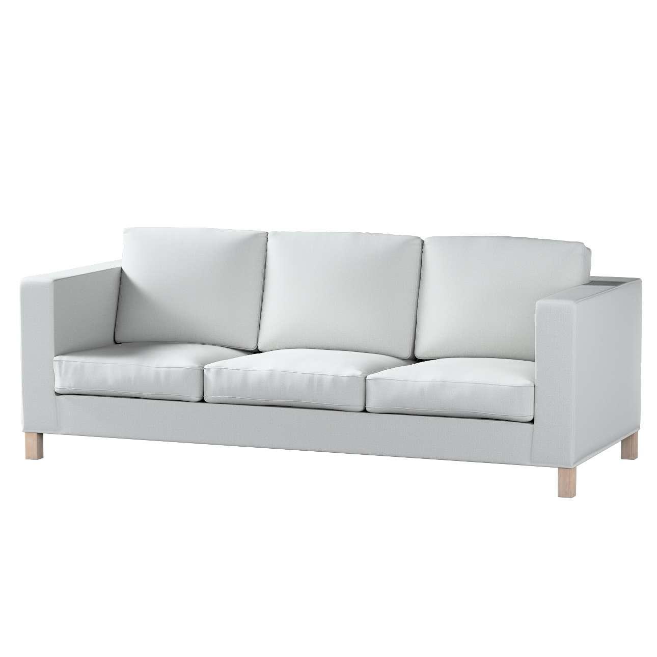 Karlanda 3-üléses  kanapé huzat nem kinyitható rövid a kollekcióból Living 2, Dekoranyag: 161-18