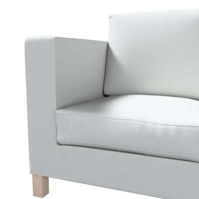 Potah na pohovku IKEA  Karlanda 3-místná nerozkládací, krátký v kolekci Living II, látka: 161-18