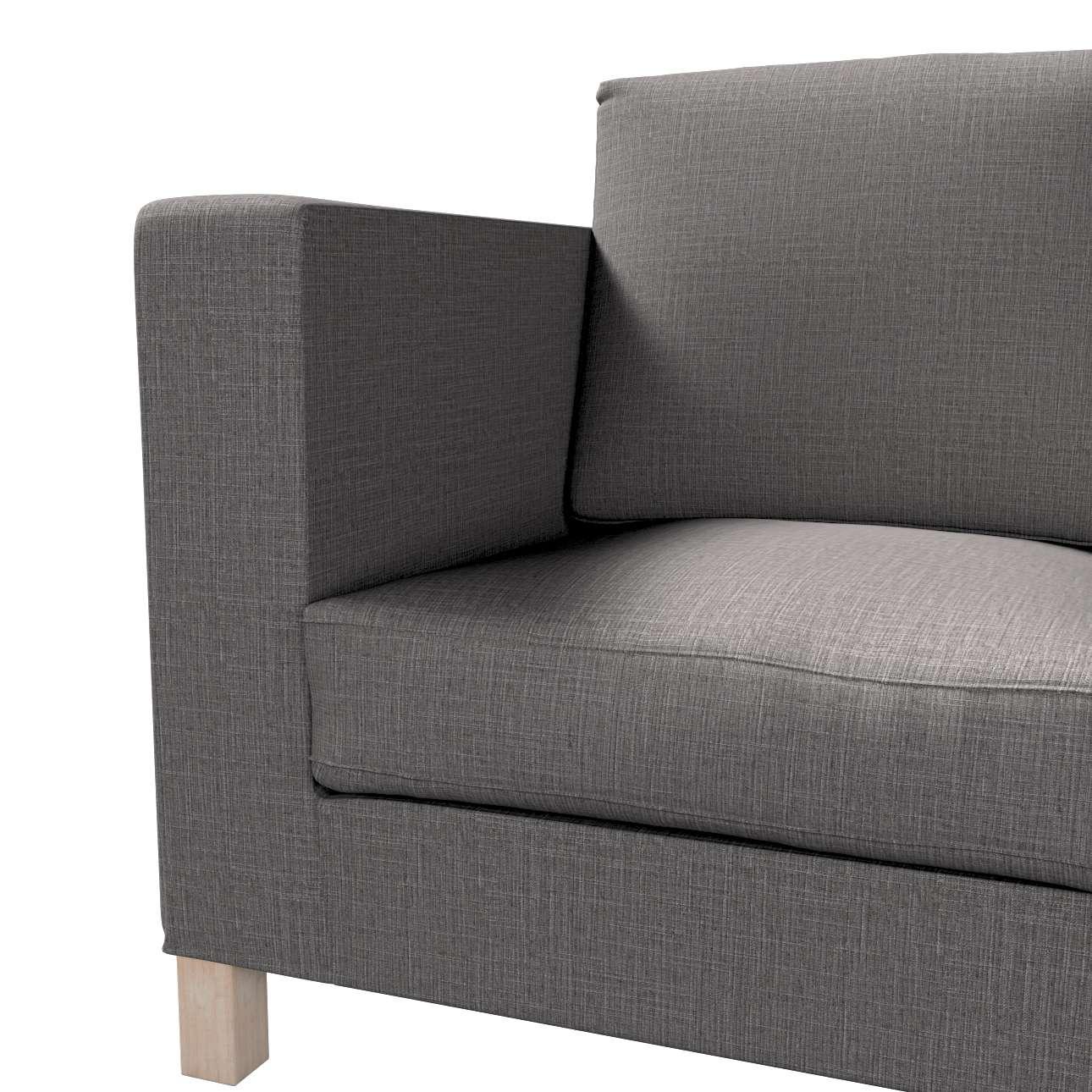 Karlanda klädsel <br>3-sits soffa - kort klädsel i kollektionen Living 2, Tyg: 161-16
