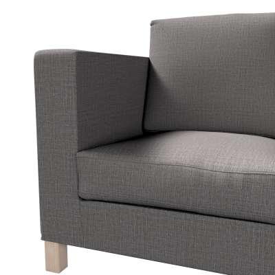 Pokrowiec na sofę Karlanda 3-osobową nierozkładaną, krótki w kolekcji Living, tkanina: 161-16